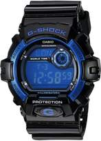 Casio Men's G8900A-1CR G-Shock Shock Resistant Black and Resin Digital Sport Watch