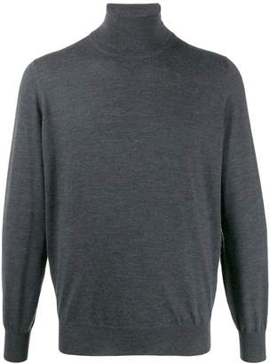 Brunello Cucinelli regular-fit turtleneck jumper