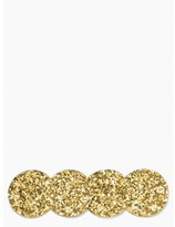 Lulu & Georgia Kate Spade New York Happy Hour Gold Coaster Set