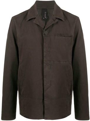 Transit Chest Pocket Shirt Jacket