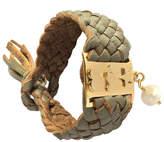 Cuca y Paloma Nena Green Bracelet