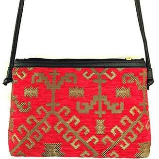 Red Pomegranate Fashion Crossbody Bag