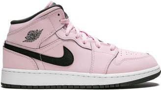 Nike Kids TEEN Air Jordan 1 MID (GS) sneakers