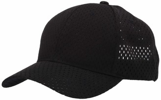 Marky G Apparel 6-Panel Structured Mesh Baseball Cap