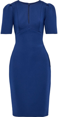 Badgley Mischka Stretch-ponte Dress