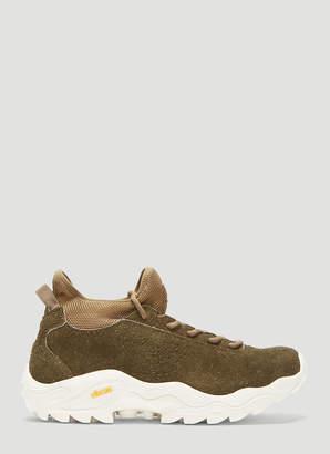 Hi-Tec HTS Flash Hike RGS Sneakers in Khaki