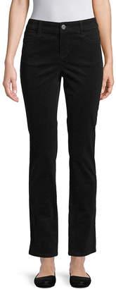 ST. JOHN'S BAY Straight Leg Corduroy Pants - Tall