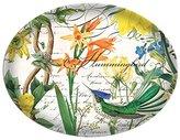 Michel Design Works Glass Soap Dish, Hummingbird