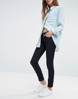 Replay Super Skinny Mid Rise Jeans