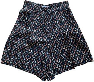 Paul & Joe Black Shorts for Women