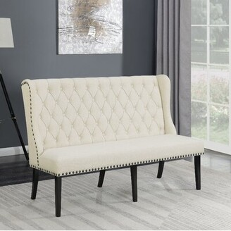 Red Barrel Studio Rosemonde Upholstered Bench