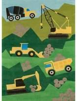 Momeni Constru-Countion Zone Rug