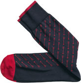 Johnston & Murphy Arrow Socks