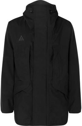 Nike Acg Nrg Gore-tex Hooded Jacket - Black