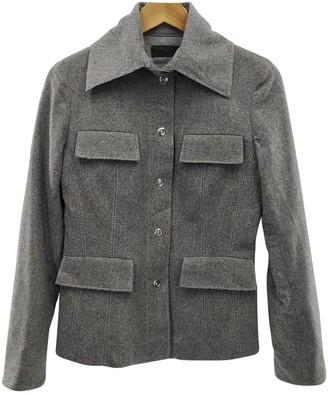 ICB Grey Wool Jacket for Women