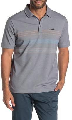 Travis Mathew Vacation Dave Short Sleeve Polo