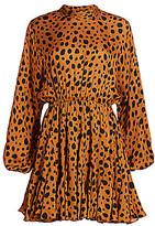 Rhode Resort Women's Caroline Cheetah Print Dress