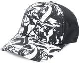 Golden Goose Deluxe Brand Men's Black Polyamide Hat.