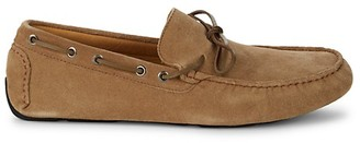 Saks Fifth Avenue Slip-On Suede Loafers