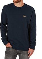 Brixton Potrero Crew Fleece Sweatshirt