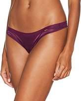 Gossard Women's Glossies Sheer Thong,10 (Manufacturer Size: S)