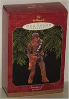 Star Wars Chewbacca keepsake Christmas ornament from Hallmark