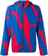 Iceberg printed jacket - men - Polyester/Polyamide - 46
