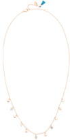 Shashi Disc Charm Necklace