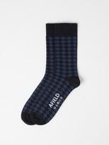 Far Afield Diamond Socks