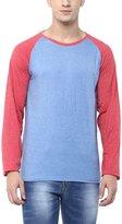 American Crew Men's Solid Raglan T-Shirt - XXL (AC804-XXL)