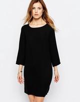Only Tamar 3/4 Minimal Shift Dress