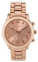 Jean Bellecour Jean reds9 Bellecour – Techni – Ladies Watch – Analogue Quartz – White Dial – Rose Gold Bracelet