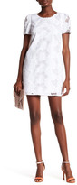 Corey Lynn Calter Laura Embroidered Shift Dress