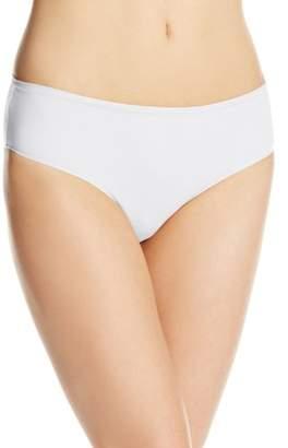 Hanro Women's Midi Slip Boxer Briefs,L