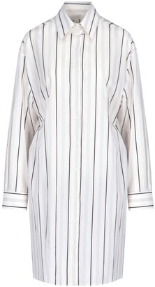Maison Margiela Striped Shirt Dress
