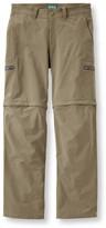 L.L. Bean L.L.Bean Men's Cresta Hiking Pants, Zip Off