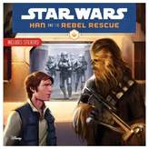 Baker & Taylor Star Wars Han and the Rebel Rescue (Paperback)