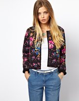 Asos Jacket with Floral Print
