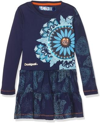 Desigual Girl's VEST_EL CAIRO Dress