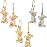 Disney Mickey Mouse Earrings - Diamond and 14K