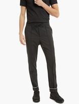 Valentino Black Piped-seam Pyjama Trousers