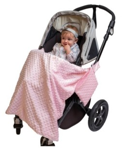 J L Childress Cuddle N Cover Stroller Blanket
