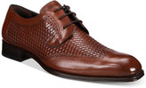 Mezlan Men's Woven Wingtip Oxfords