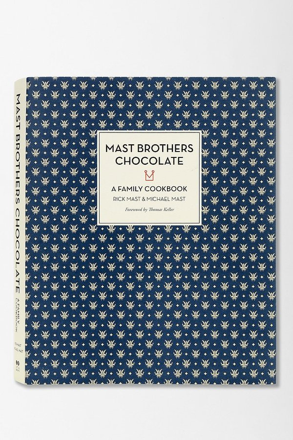 Urban Outfitters Mast Brothers Chocolate: A Family Cookbook By Rick & Michael Mast