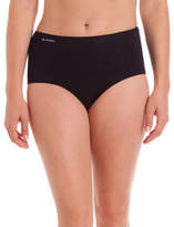 Jockey NEW 'No Panty Line Promise' Naturals Full Brief WXZ3 Black