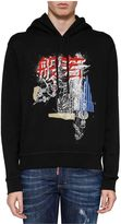 DSQUARED2 Printed Sweater