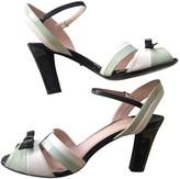 Sonia Rykiel Multicolour Patent leather Sandals