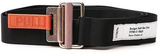 Heron Preston Jacquard Logo Tape Belt