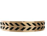 Asos Whip Stitch Metal Waist Belt