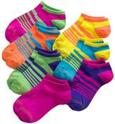 Gold Toe GOLDTOE Girls 7-16 GOLDTOE 7-pk. Striped Liner Socks
